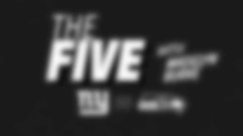 """The Five"" What you need to know about NYG-SEA"
