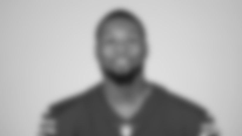 This is a 2018 photo of Taquan Mizzell of the Chicago Bears NFL football team. This image reflects the Chicago Bears active roster as of Monday, April 16, 2018 when this image was taken. (AP Photo)