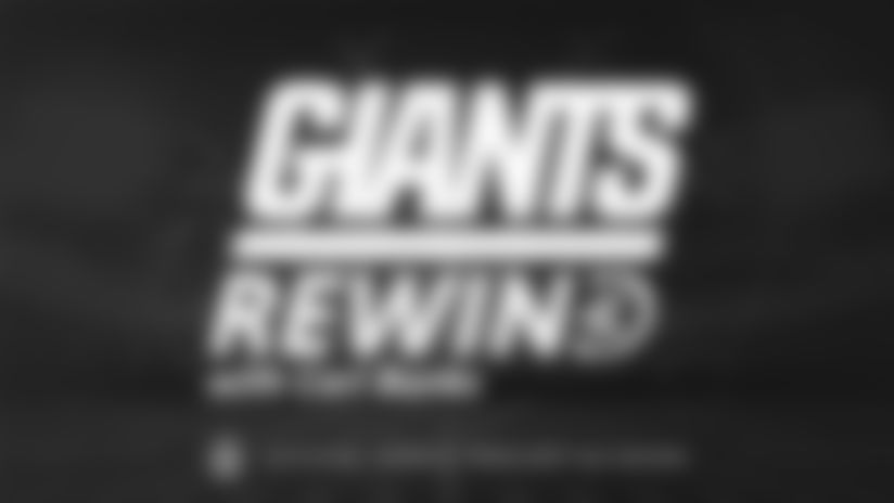 Giants Rewind with Carl Banks | Giants Draft Analysis and Schedule Review
