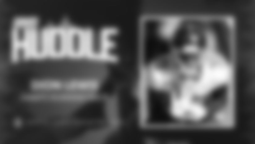 Giants Huddle | RB Dion Lewis