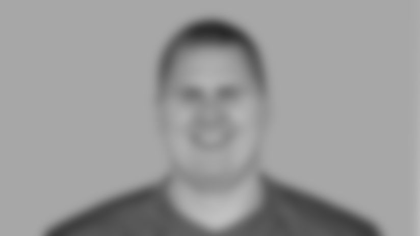 This is a 2019 photo of Jackson Barton of the Indianapolis Colts NFL football team. This image reflects the Indianapolis Colts active roster as of Friday, May 3, 2019 when this image was taken. (AP Photo)