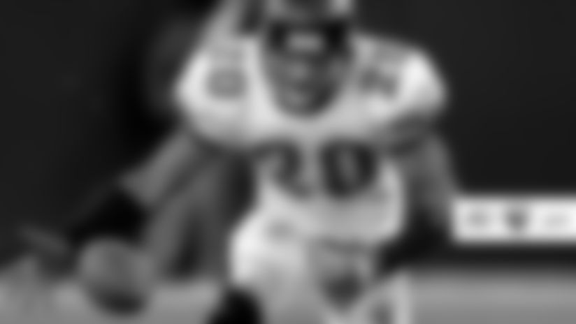 Jaguars All-25: Donovin Darius
