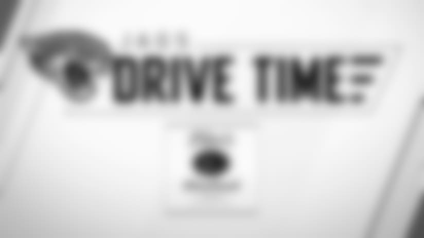 Jags Drive Time: Tuesday, August 14