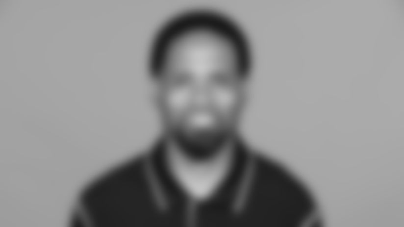 This is a 2019 photo of Keenan McCardell of the Jacksonville Jaguars NFL football team. This image reflects the active roster as of Tuesday, May 14, 2019 when this image was taken. (AP Photo)