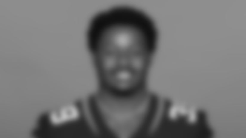 This is a 2020 photo of Tramaine Brock of the Jacksonville Jaguars NFL football team. This image reflects the Jaguars active roster as of August 23, 2020 when this image was taken. (AP Photo)