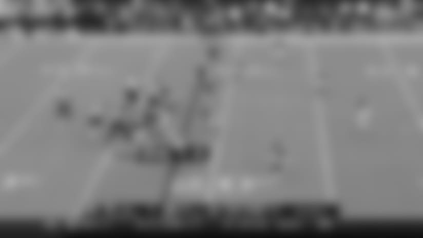 Blake Bortles bounces off defenders on 21-yard TD run