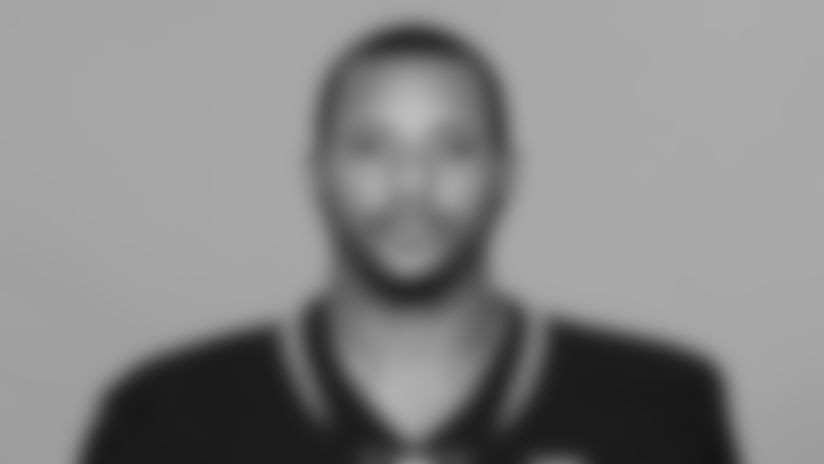 This is a 2019 photo of Najee Goode of the Jacksonville Jaguars NFL football team. This image reflects the active roster as of Tuesday, May 14, 2019 when this image was taken. (AP Photo)