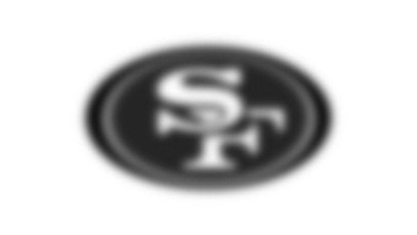 49ers logo home 2021