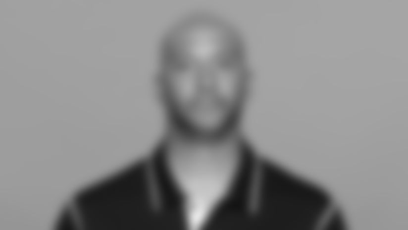 This is a 2019 photo of Tim Walton of the Jacksonville Jaguars NFL football team. This image reflects the active roster as of Tuesday, May 14, 2019 when this image was taken. (AP Photo)