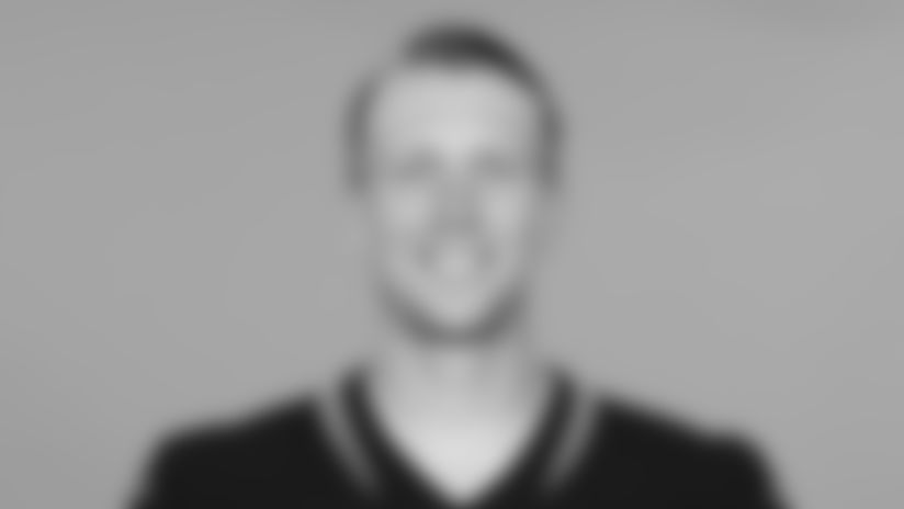This is a 2019 photo of Nick Foles of the Jacksonville Jaguars NFL football team. This image reflects the active roster as of Tuesday, May 14, 2019 when this image was taken. (AP Photo)