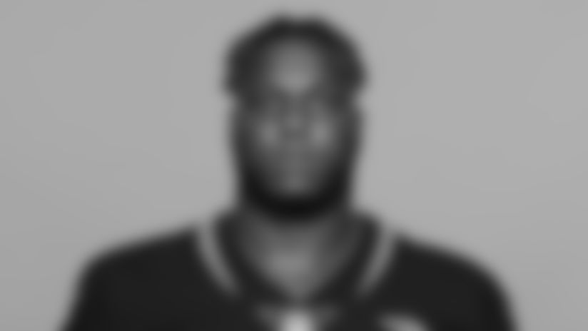 This is a 2019 photo of RyQuell Armstead of the Jacksonville Jaguars NFL football team. This image reflects the active roster as of Tuesday, May 14, 2019 when this image was taken. (AP Photo)