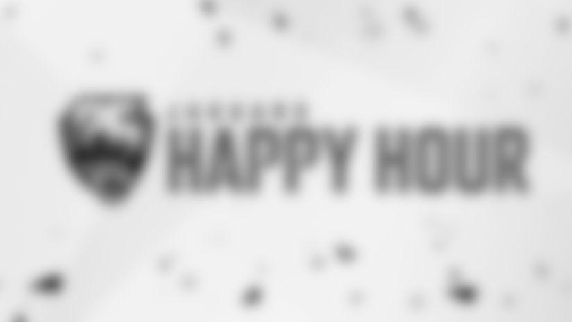 Jaguars Happy Hour: Thursday, September 12