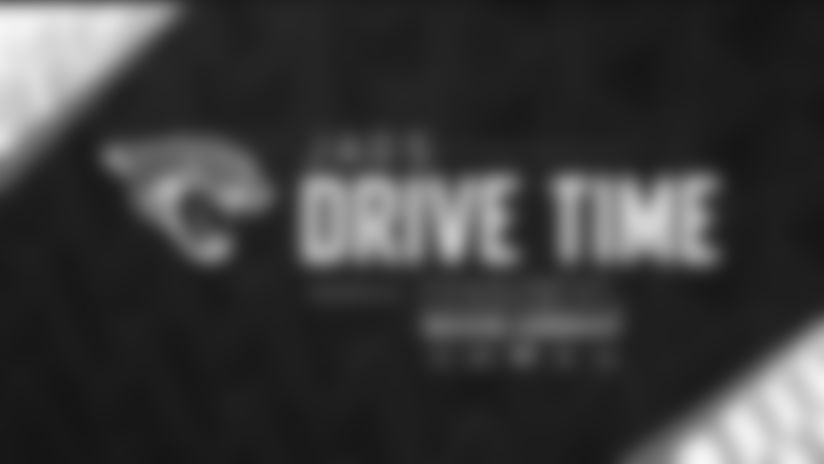 Jags Drive Time: Wednesday, August 19th