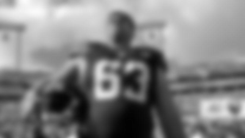Jaguars All-25: Brad Meester