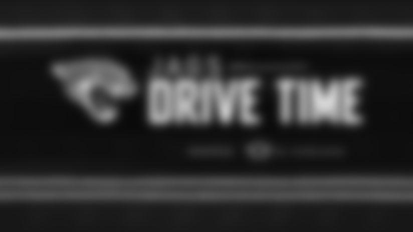 Jags Drive Time: Monday, September 14