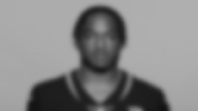 This is a 2019 photo of Tae Hayes of the Jacksonville Jaguars NFL football team. This image reflects the active roster as of Tuesday, May 14, 2019 when this image was taken. (AP Photo)