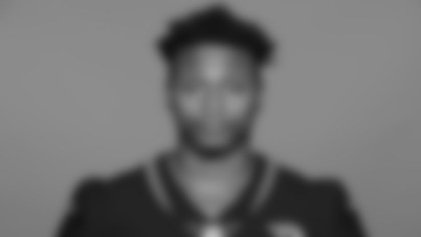 This is a 2021 photo of DJ Daniel of the Jacksonville Jaguars NFL football team. This image reflects the active roster as of Wednesday, May 12, 2021 when this image was taken.