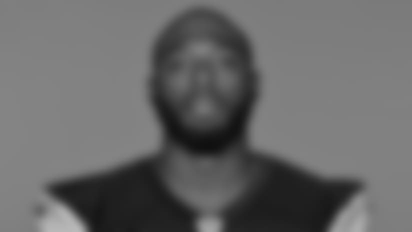 This is a 2018 photo of Lyndon Johnson of the Jacksonville Jaguars NFL football team. This image reflects the Jaguars active roster as of Wednesday, May 23, 2018 when this image was taken. (AP Photo)