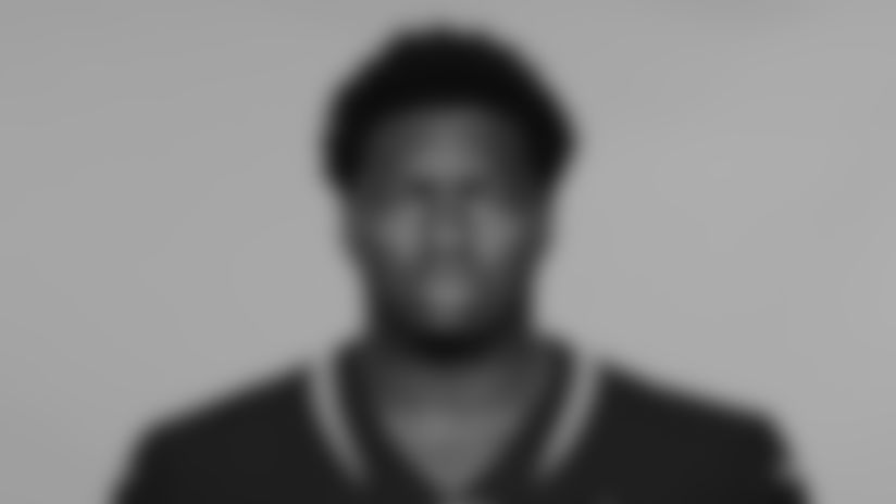 This is a 2019 photo of Charles Jones of the Jacksonville Jaguars NFL football team. This image reflects the active roster as of Tuesday, May 14, 2019 when this image was taken. (AP Photo)