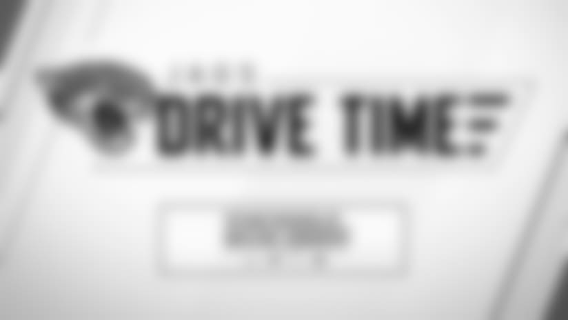 Jags Drive Time: Wednesday, August 22