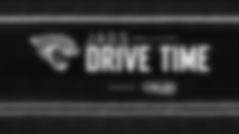 Jags Drive Time: Thursday, September 3