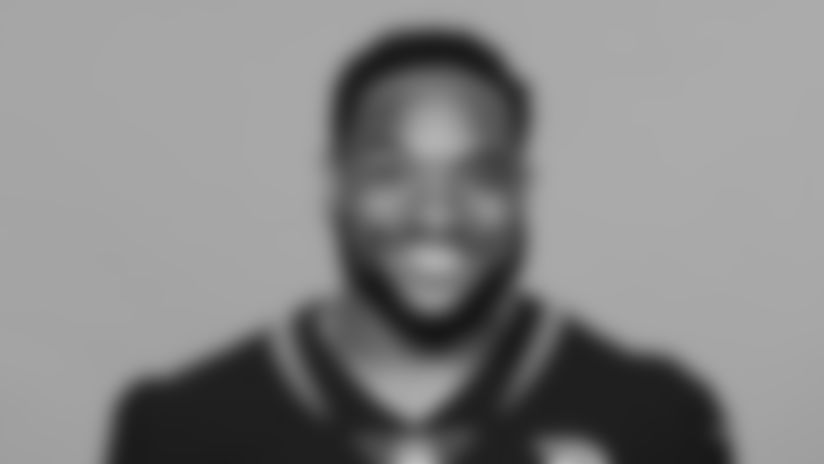 This is a 2019 photo of Thomas Rawls of the Jacksonville Jaguars NFL football team. This image reflects the active roster as of Tuesday, May 14, 2019 when this image was taken. (AP Photo)