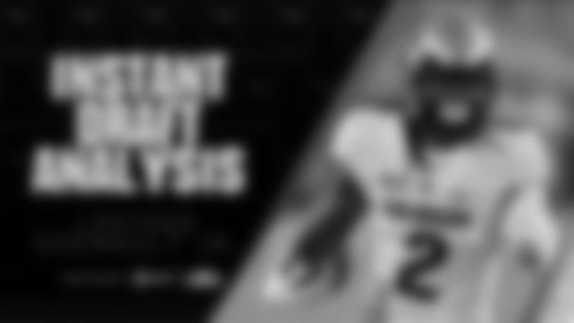 Instant Reaction: Jaguars select wide receiver Laviska Shenault Jr.
