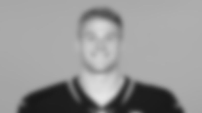 This is a 2019 photo of Jake Ryan of the Jacksonville Jaguars NFL football team. This image reflects the active roster as of Tuesday, May 14, 2019 when this image was taken. (AP Photo)