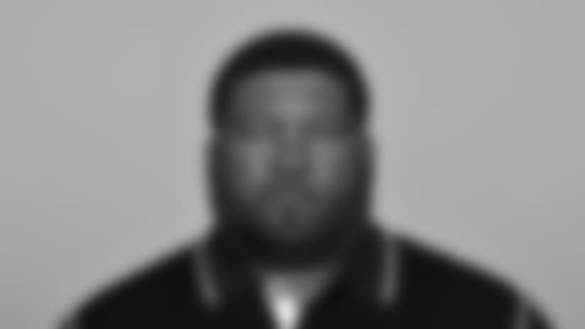 This is a 2014 photo of Ron Middleton of the Jacksonville Jaguars NFL football team. This image reflects the Jacksonville Jaguars active roster as of Wednesday, April 16, 2014 when this image was taken. (AP Photo)