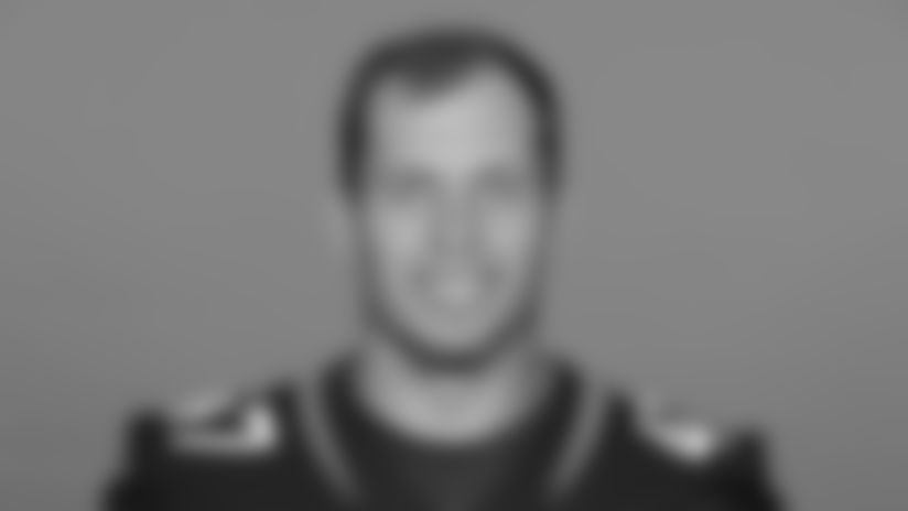 This is a 2020 photo of Joe Schobert of the Jacksonville Jaguars NFL football team. This image reflects the Jaguars active roster as of August 23, 2020 when this image was taken. (AP Photo)