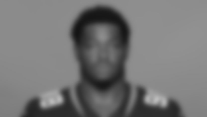 This is a 2020 photo of Timmy Jernigan of the Jacksonville Jaguars NFL football team. This image reflects the Jaguars active roster as of August 23, 2020 when this image was taken. (AP Photo)