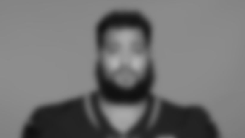 This is a 2021 photo of Kenny Randall of the Jacksonville Jaguars NFL football team. This image reflects the active roster as of Wednesday, May 12, 2021 when this image was taken.