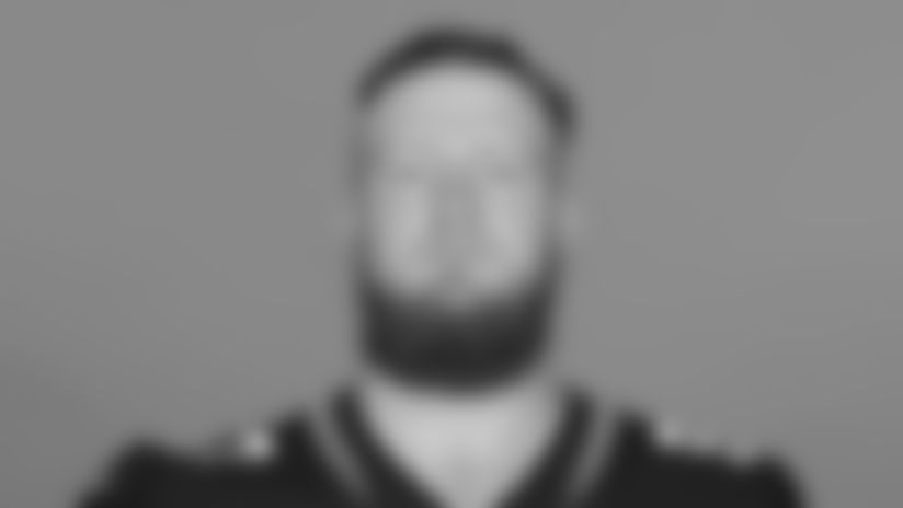 This is a 2020 photo of Josh Mauro of the Jacksonville Jaguars NFL football team. This image reflects the Jaguars active roster as of August 23, 2020 when this image was taken. (AP Photo)
