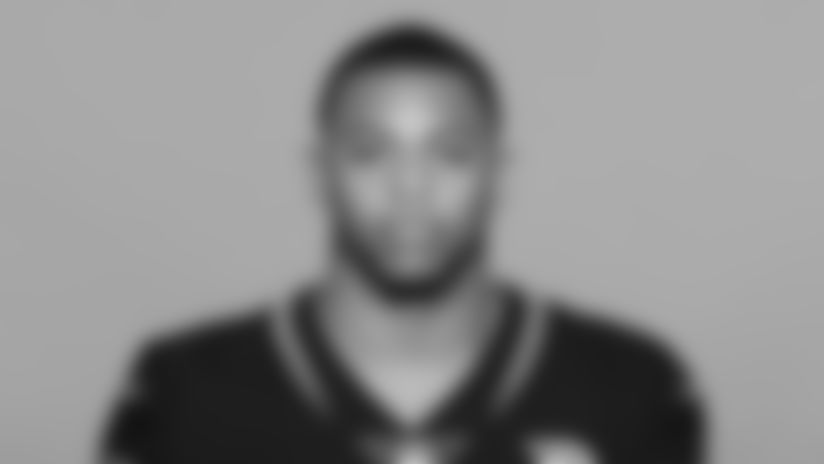 This is a 2019 photo of Picasso Nelson of the Jacksonville Jaguars NFL football team. This image reflects the active roster as of Tuesday, May 14, 2019 when this image was taken. (AP Photo)
