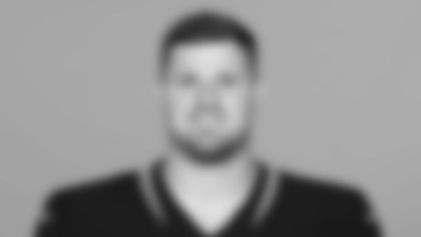 This is a 2019 photo of Christian Kuntz of the Jacksonville Jaguars NFL football team. This image reflects the active roster as of Tuesday, May 14, 2019 when this image was taken. (AP Photo)