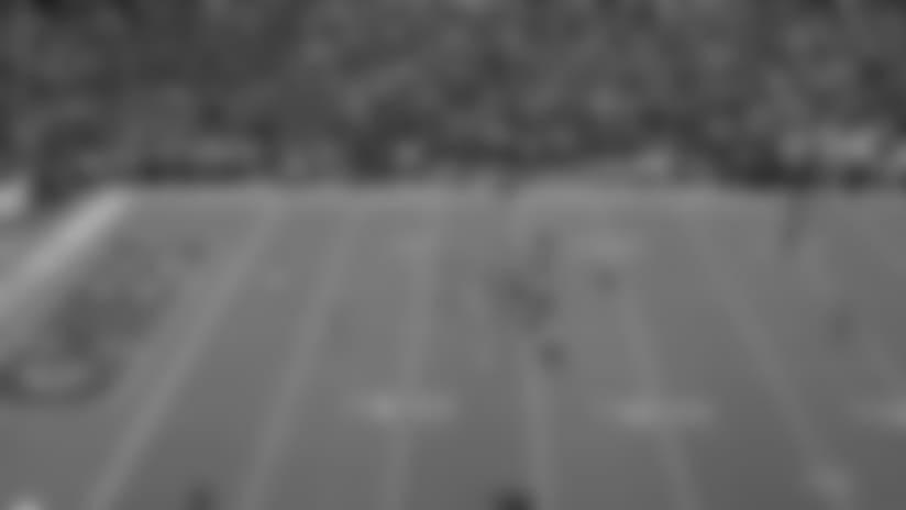 360-degree look at Yeldon's 14-yard TD grab | True View