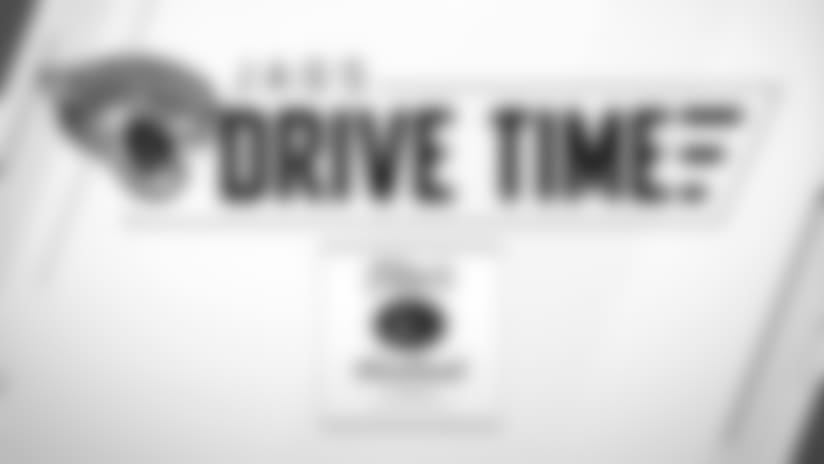 Jags Drive Time: Friday, September 14