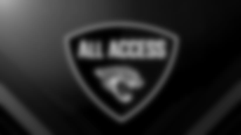 Jaguars All Access: Blake Bortles