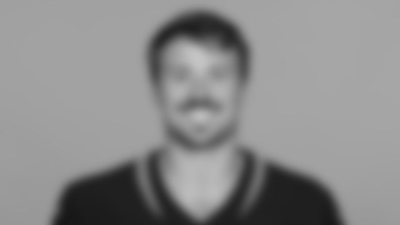 This is a 2019 photo of Gardner Minshew of the Jacksonville Jaguars NFL football team. This image reflects the active roster as of Tuesday, May 14, 2019 when this image was taken. (AP Photo)