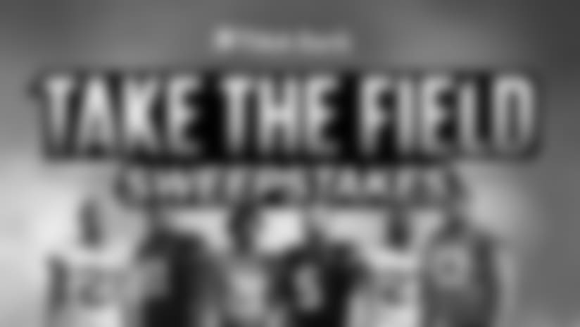Take the Field Sweepstakes