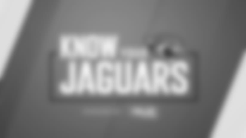 Know Your Jaguars: First Guest on Talk Show