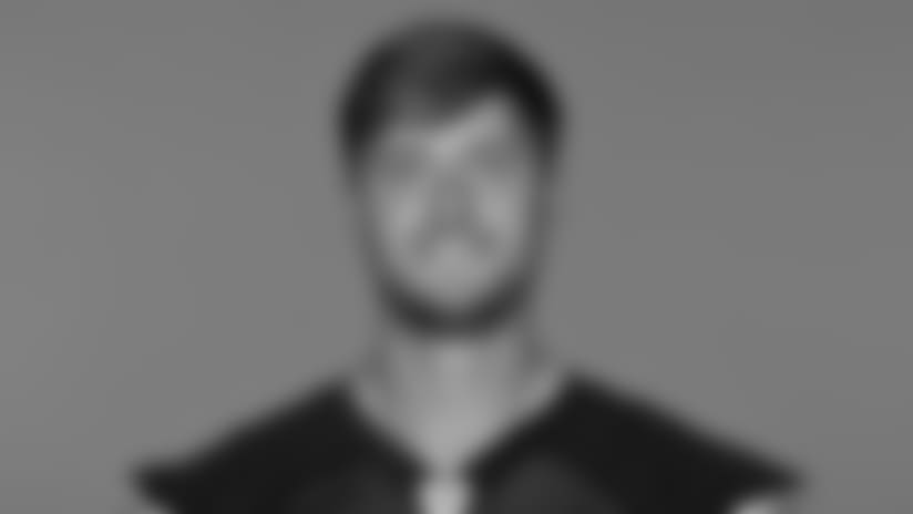 This is a 2018 photo of Logan Cooke of the Jacksonville Jaguars NFL football team. This image reflects the Jaguars active roster as of Wednesday, May 23, 2018 when this image was taken. (AP Photo)