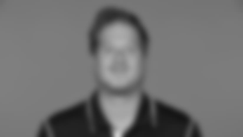 This is a 2018 photo of Brian Squeglia of the Jacksonville Jaguars NFL football team. This image reflects the Jaguars active roster as of Wednesday, May 23, 2018 when this image was taken. (AP Photo)