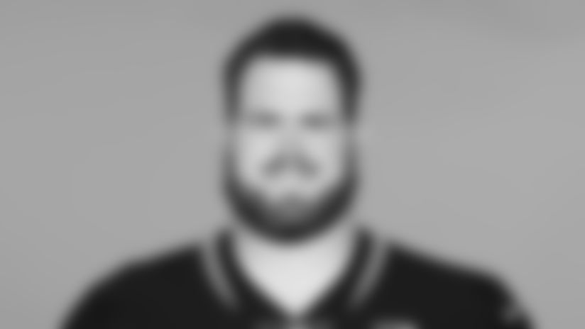 This is a 2019 photo of KC McDermott of the Jacksonville Jaguars NFL football team. This image reflects the active roster as of Tuesday, May 14, 2019 when this image was taken. (AP Photo)