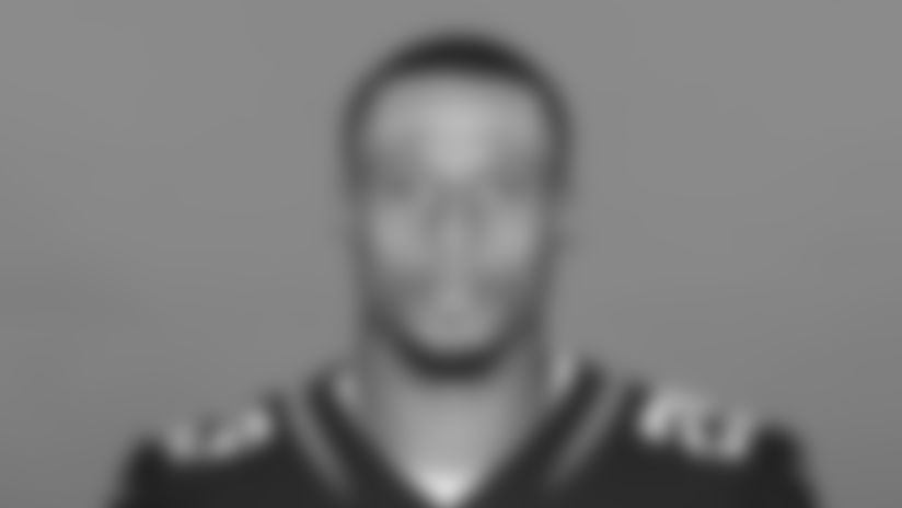 This is a 2020 photo of Josh Jones of the Jacksonville Jaguars NFL football team. This image reflects the Jaguars active roster as of August 23, 2020 when this image was taken. (AP Photo)