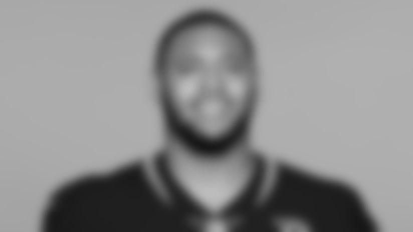 This is a 2019 photo of Donnell Greene of the Jacksonville Jaguars NFL football team. This image reflects the active roster as of Tuesday, May 14, 2019 when this image was taken. (AP Photo)