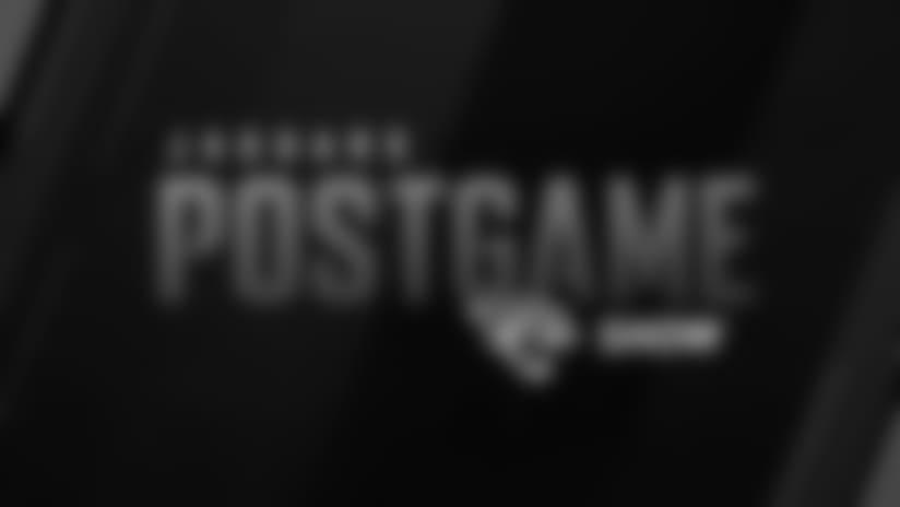 Jaguars Postgame: Jaguars 20, Giants 15