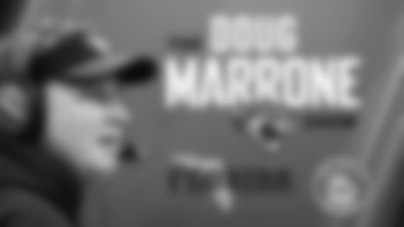 Doug Marrone Show: Thursday, September 6