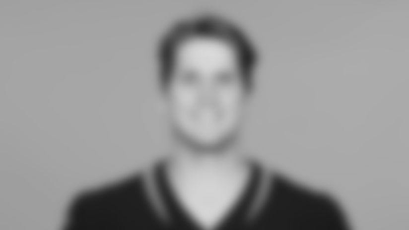 This is a 2019 photo of Alex McGough of the Jacksonville Jaguars NFL football team. This image reflects the active roster as of Tuesday, May 14, 2019 when this image was taken. (AP Photo)