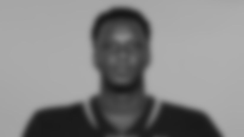 This is a 2019 photo of Pharoah McKever of the Jacksonville Jaguars NFL football team. This image reflects the active roster as of Tuesday, May 14, 2019 when this image was taken. (AP Photo)